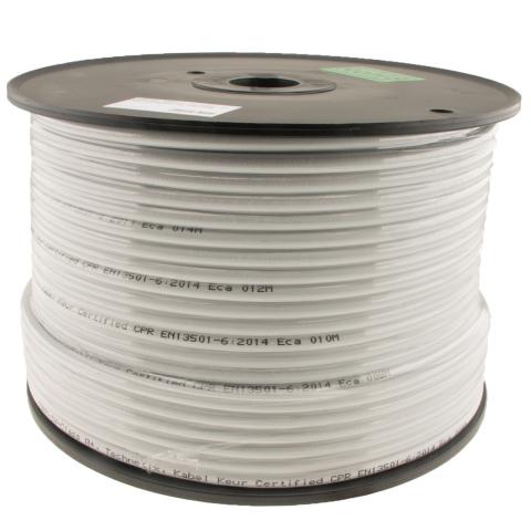Coaxkabel Kabelkeur / Ziggo geschikt 7mm C9 (100m)