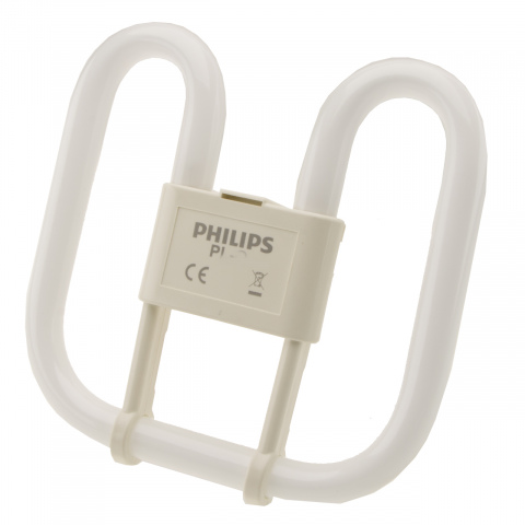 Philips Tube lamp 4 pins 230V 16W 3000K (1x)