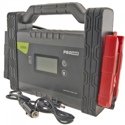 Ultracondensator starthulp 800A - max 1600A (1x)